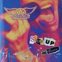 [Aerosmith Shut Up and Dance EP Album Cover]