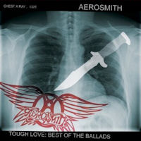 [Aerosmith Tough Love: Best Of The Ballads Album Cover]
