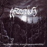 [Aeternus Beyond the Wandering Moon Album Cover]