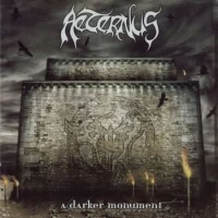 [Aeternus A Darker Monument Album Cover]