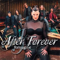[After Forever Remagine Album Cover]
