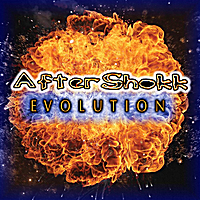 [After Shokk Evolution Album Cover]