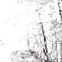 [Agalloch The White EP Album Cover]