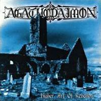 [Agathodaimon Higher Art Of Rebellion Album Cover]