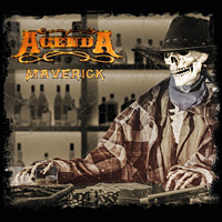 Agenda Maverick EP Album Cover