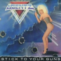 [Agentz Stick To Your Guns Album Cover]