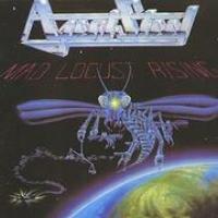 [Agent Steel Mad Locust Rising Album Cover]