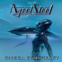 [Agent Steel Omega Conspiracy Album Cover]