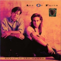 Age Of Faith Heart Of The Young Album Cover