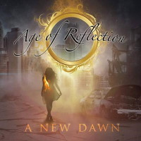 Age of Reflection A New Dawn Album Cover