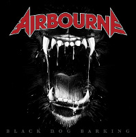 [Airbourne Black Dog Barking Album Cover]