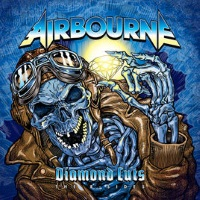 [Airbourne Diamond Cuts: The B-Sides Album Cover]