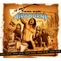[Airbourne No Guts, No Glory Album Cover]