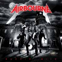 [Airbourne Runnin' Wild Album Cover]