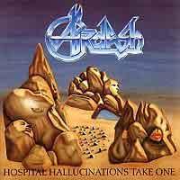 [Airdash Hospital Hallucinations Take One Album Cover]