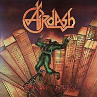 [Airdash Thank God It's Monday Album Cover]