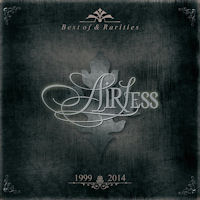 Airless Best of and Rarities 1999 - 2014 Album Cover