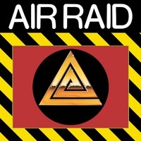 [Air Raid Air Raid Album Cover]