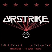 [Airstrike Initial Attack Album Cover]