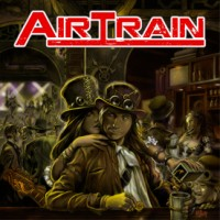[AirTrain AirTrain Album Cover]