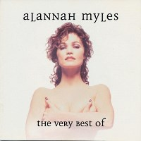 Alannah Myles The Very Best Of Album Cover