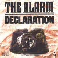 [Alarm Declaration Album Cover]