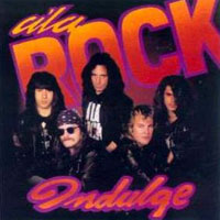 [A'La Rock Indulge Album Cover]