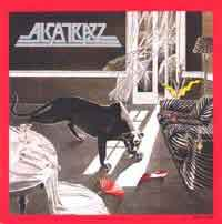[Alcatrazz Dangerous Games Album Cover]