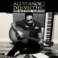 Alessandro Del Vecchio Sounds From The Notebook - The Demo Sessions Album Cover
