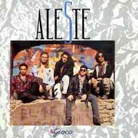 [Aleste Aleste Album Cover]