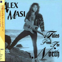 [Alex Masi Tales from the North Album Cover]