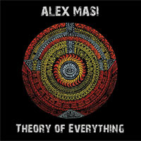 [Alex Masi Theory Of Everything Album Cover]