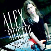 [Alex Meister My Way Album Cover]