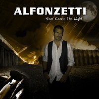 [Alfonzetti Here Comes the Night Album Cover]