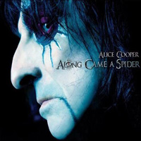 [Alice Cooper Along Came a Spider Album Cover]