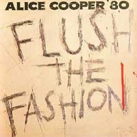[Alice Cooper Flush The Fashion Album Cover]
