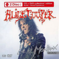 [Alice Cooper Live At Montreux 2005 Album Cover]