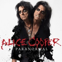 [Alice Cooper Paranormal Album Cover]