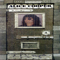 Alice Cooper The Life and Crimes of Alice Cooper Album Cover