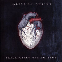 [Alice In Chains Black Gives Way To Blue Album Cover]