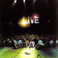 [Alice In Chains Live Album Cover]
