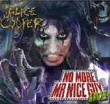 [Alice Cooper No More Mr Nice Guy Live Album Cover]