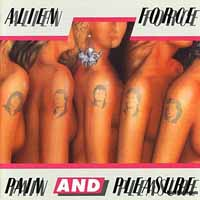 [Alien Force Pain and Pleasure Album Cover]