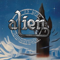 [Alien Alien - 25th Anniversary Edition Album Cover]