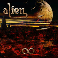 [Alien Eternity Album Cover]