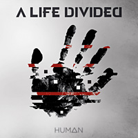 A Life Divided Human Album Cover