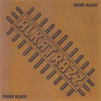 [Alkatrazz Young Blood Album Cover]
