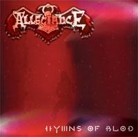 [Allegiance Hymns of Blod Album Cover]
