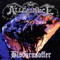 [Allegiance Blodornsoffer Album Cover]