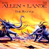[Allen - Lande The Battle Album Cover]